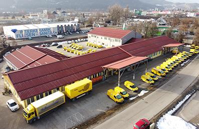 Postzustellbasis 9020 Klagenfurt