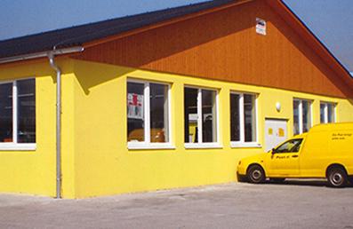 Postzustellbasis 2100 Korneuburg